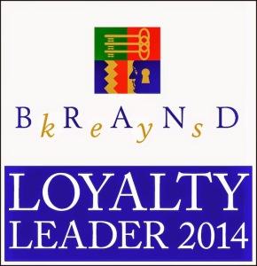 BK 2014 Loyaty Leader